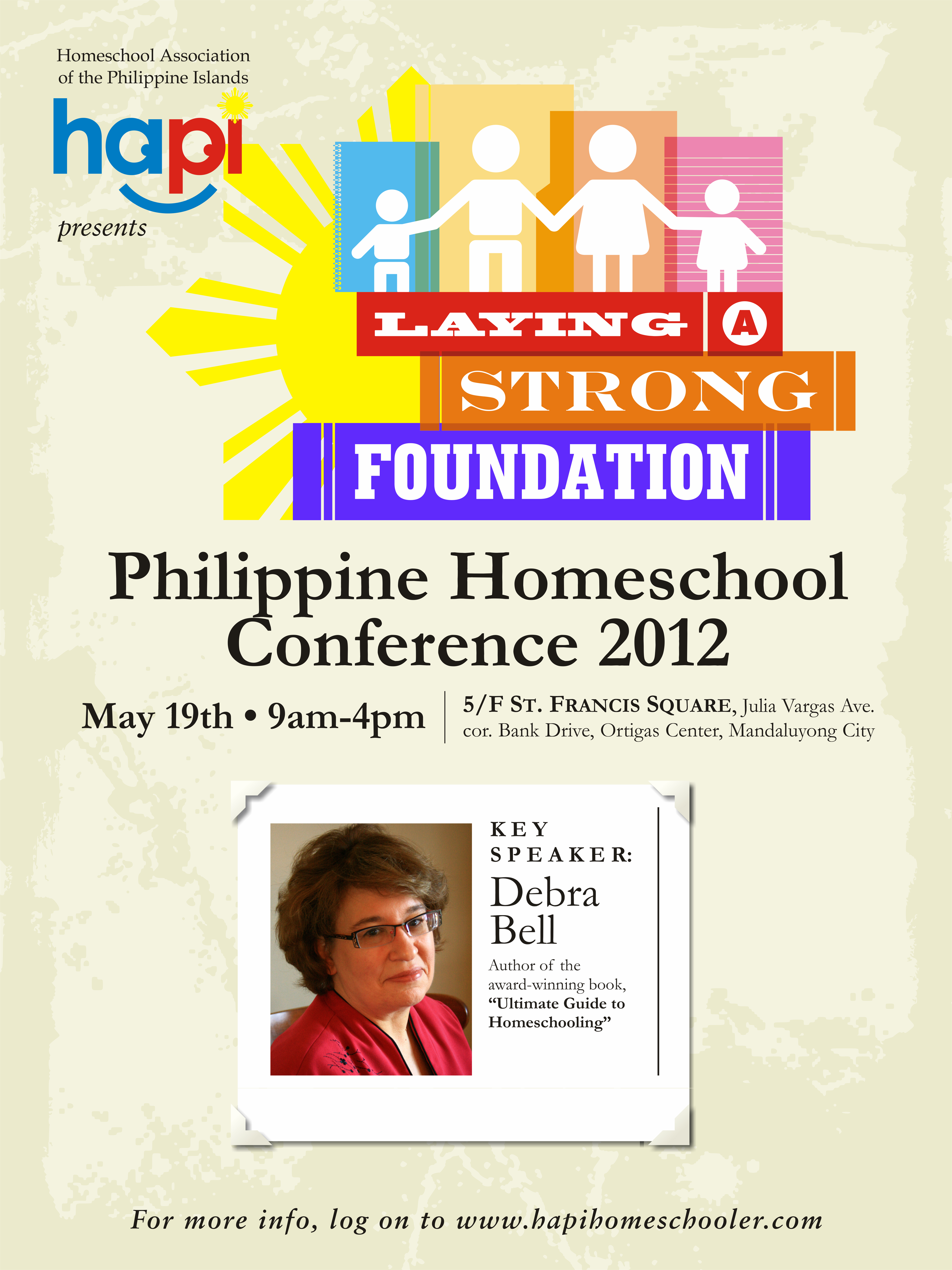 homeschooling conference 2012, homeschooling in the philippines